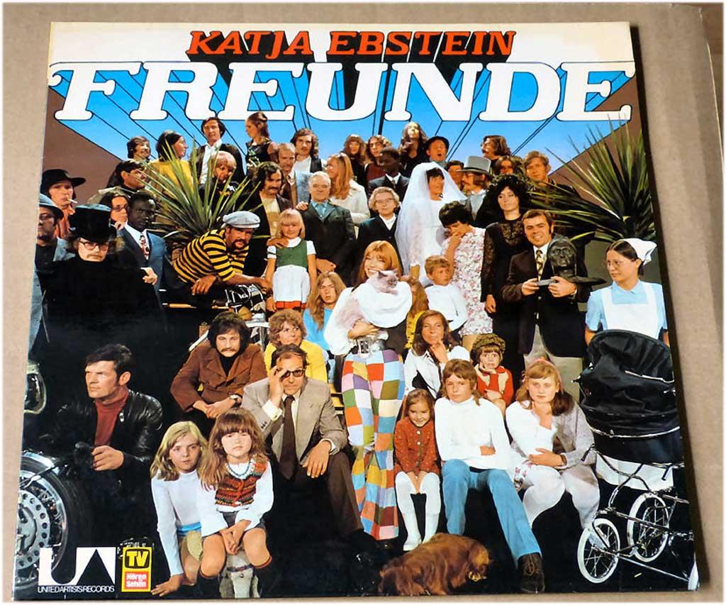 Freunde LP von Katja Ebstein