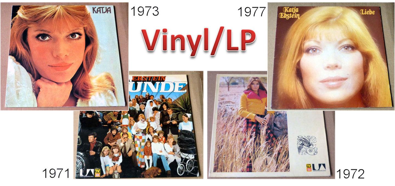 Vinyl Lps von Katja Ebstein