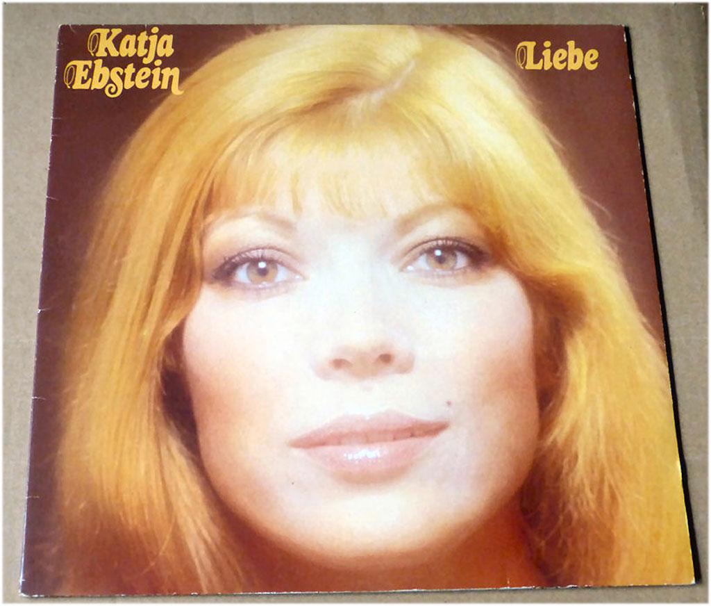 Unverkennbare Lieder von Katja Ebstein