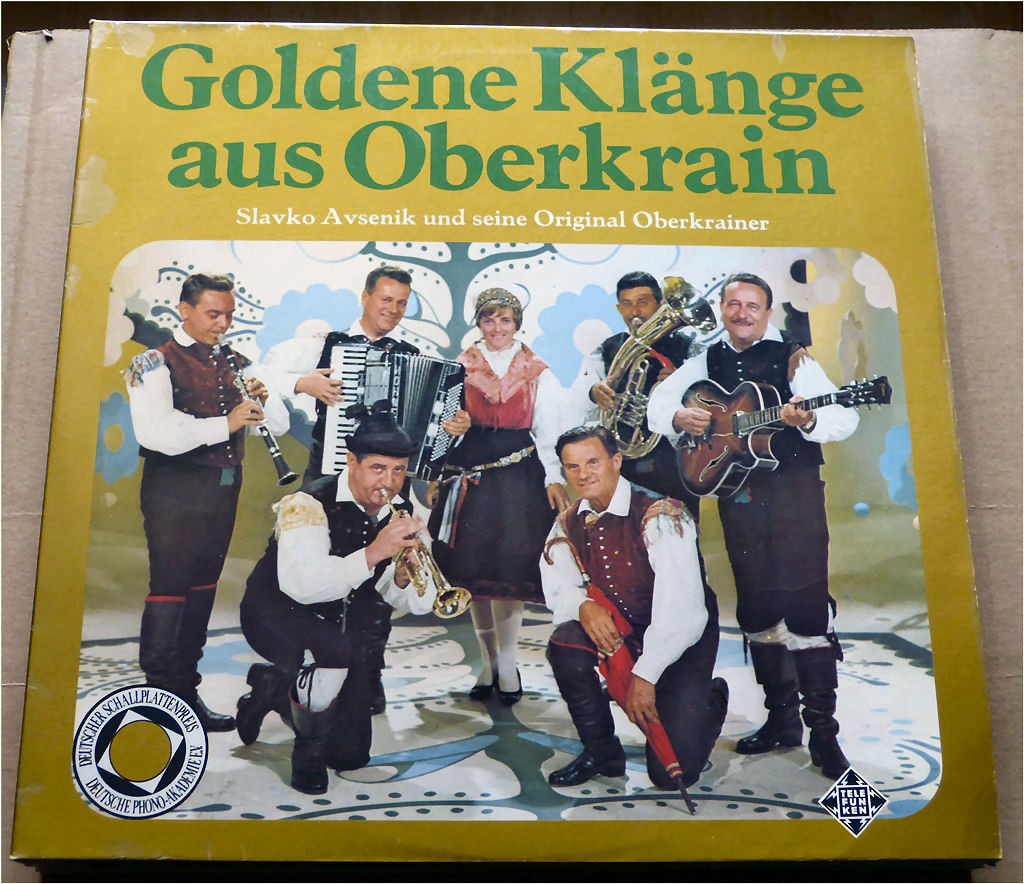 Vinyl Original Oberkrainer
