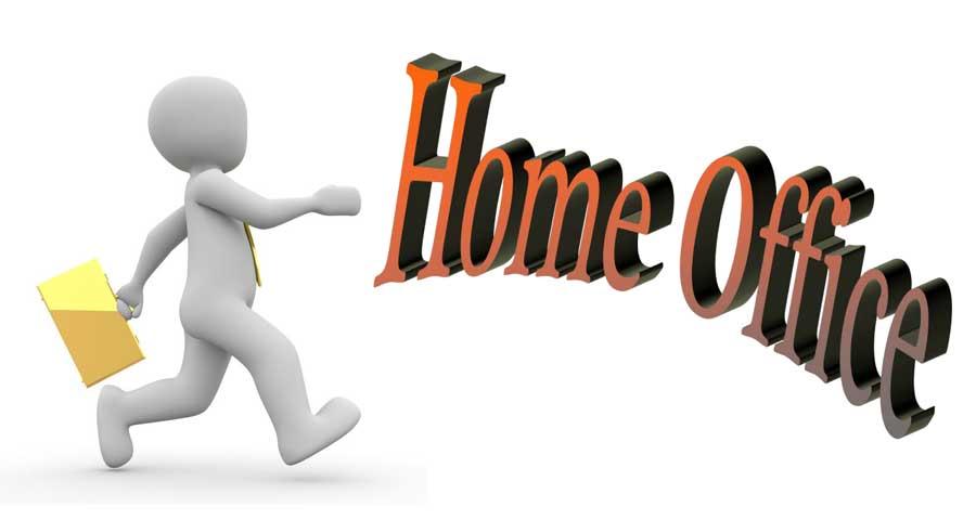 Verkäufer für Home-Office und individuelle Produktlösungen