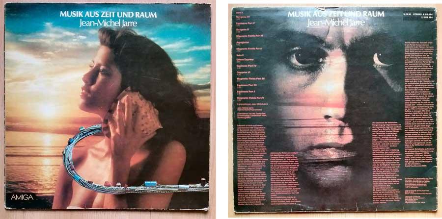 Schallplatte von 1984 der ehemaligen DDR