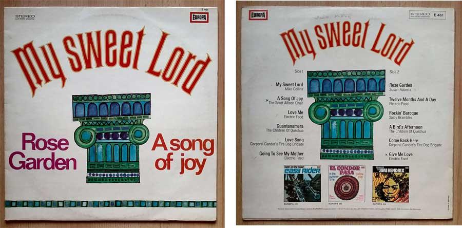 A Song of Joy Krautrock auf Vinyl - Classics