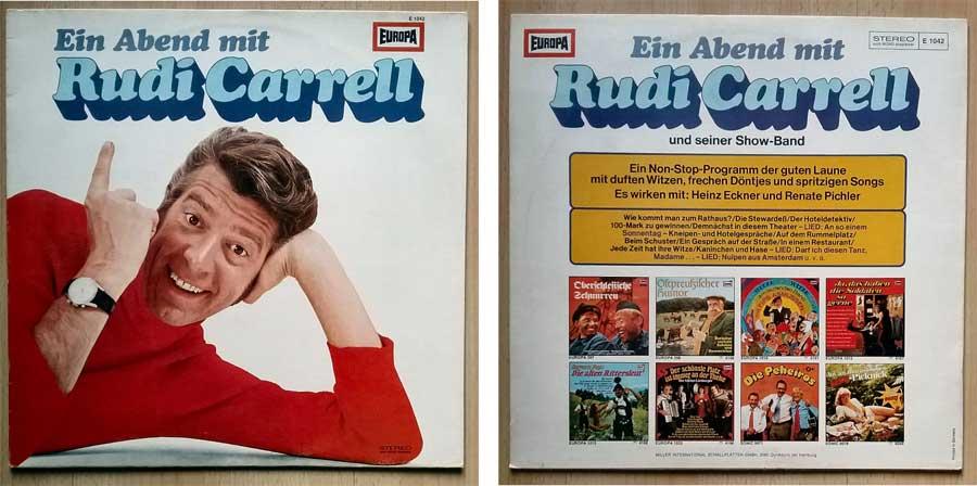 Spritzige Songs mit Rudi Carrell