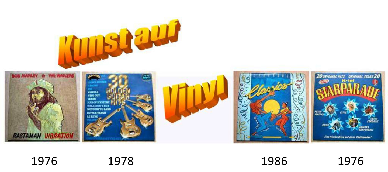 Meisterwerke auf Schallplatten Langspielplatten
