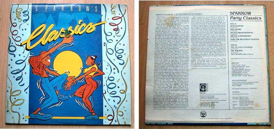 Mighty Sparrow - Party Classics, Meisterwerke 1986