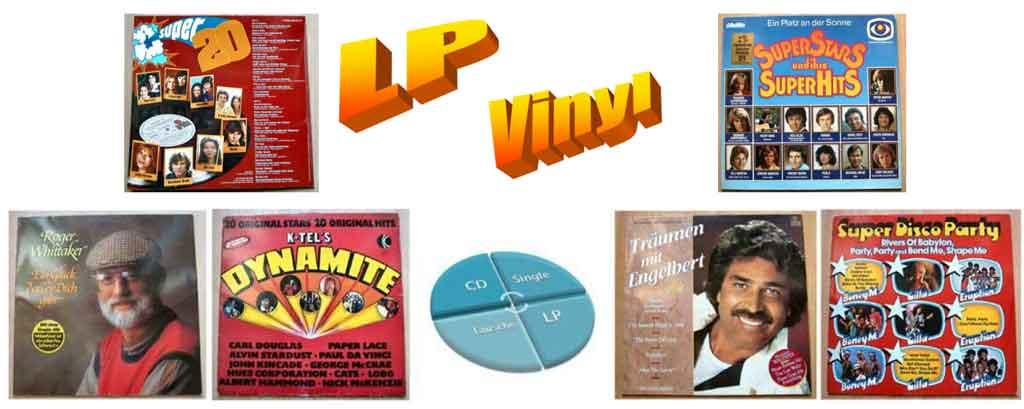 Original Stars auf LP Vinyl - Tausche Schallplatten