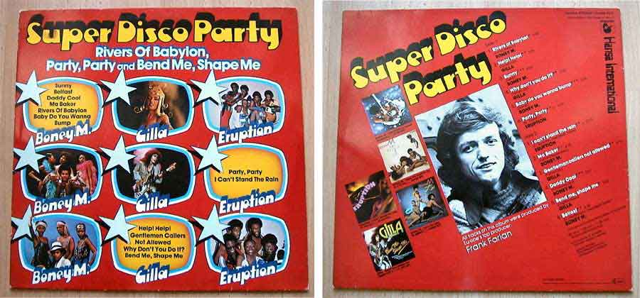 Super Disco Party - LP Vinyl von 1978