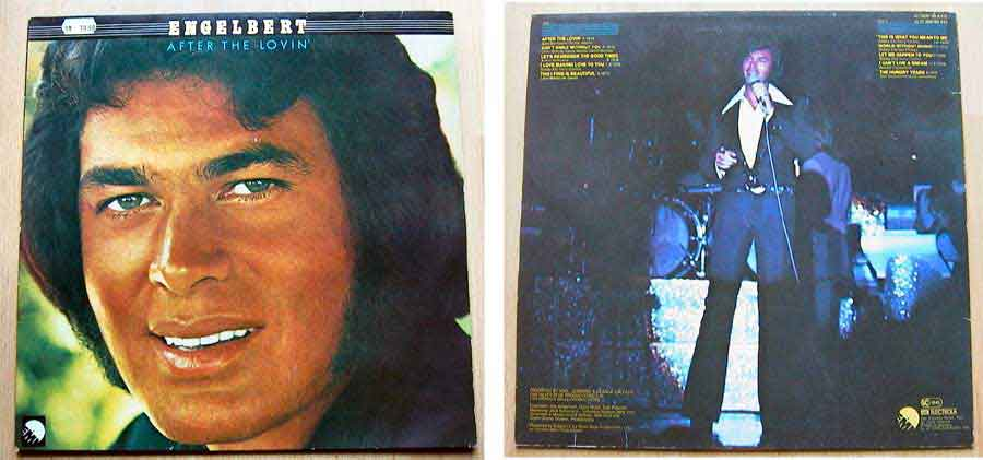Engelbert - After The Lovin - LP Vinyl von 1976