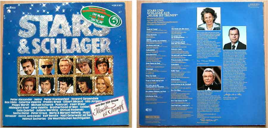 Stars & Schlager aus Musik Ist Trumpf - Vinyl, LP, Album