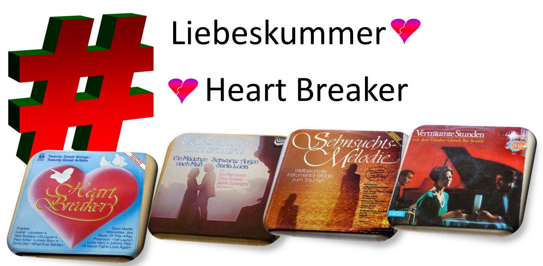 Liebeskummer Heart Breaker Banner