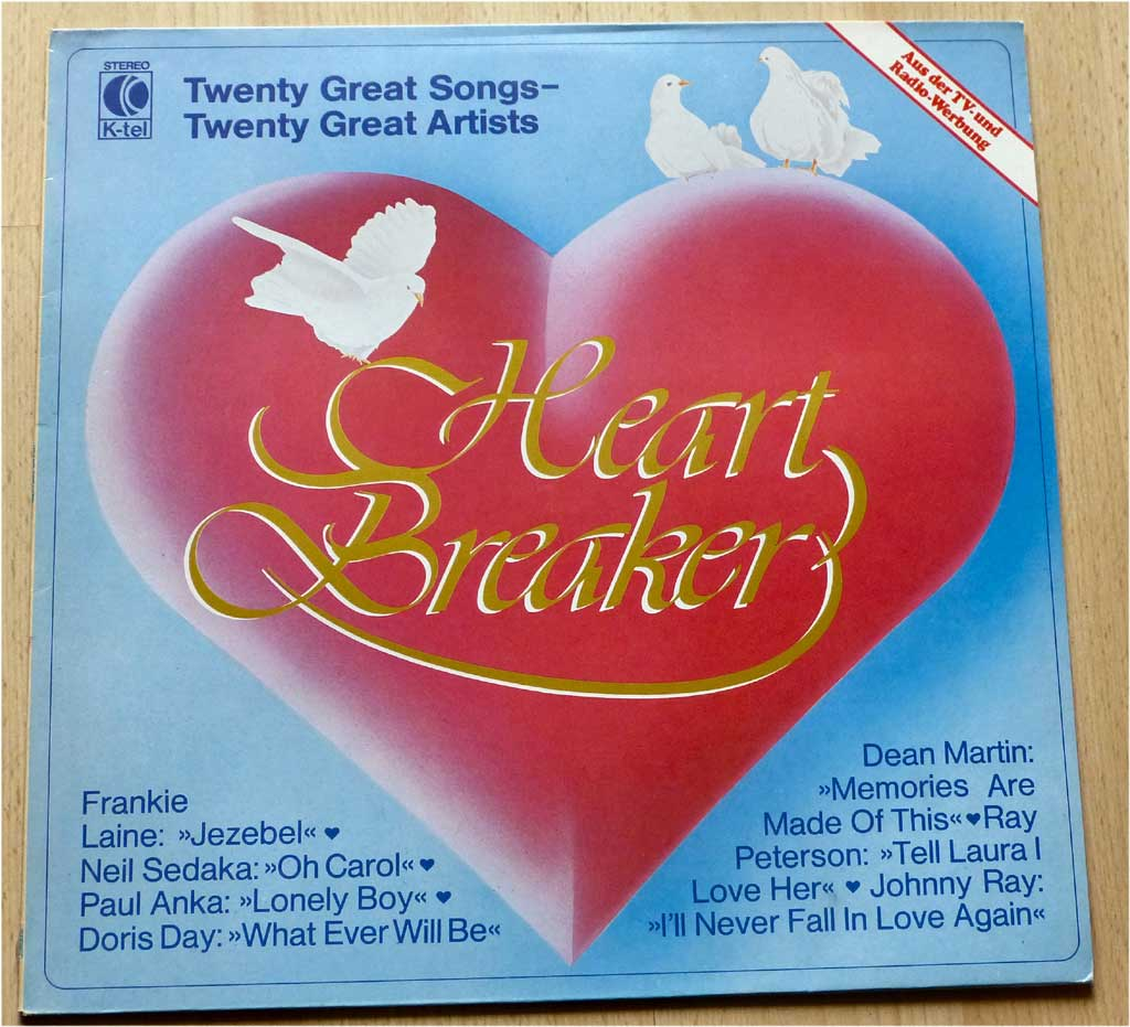 Heart Breaker - Twenty Great Songs