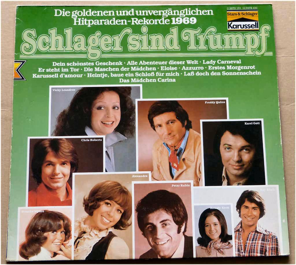 LP Hitparaden-Rekorde