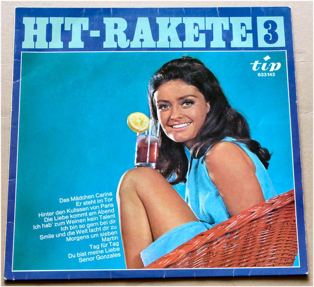 Goldene Rekorde LP Hitrakete