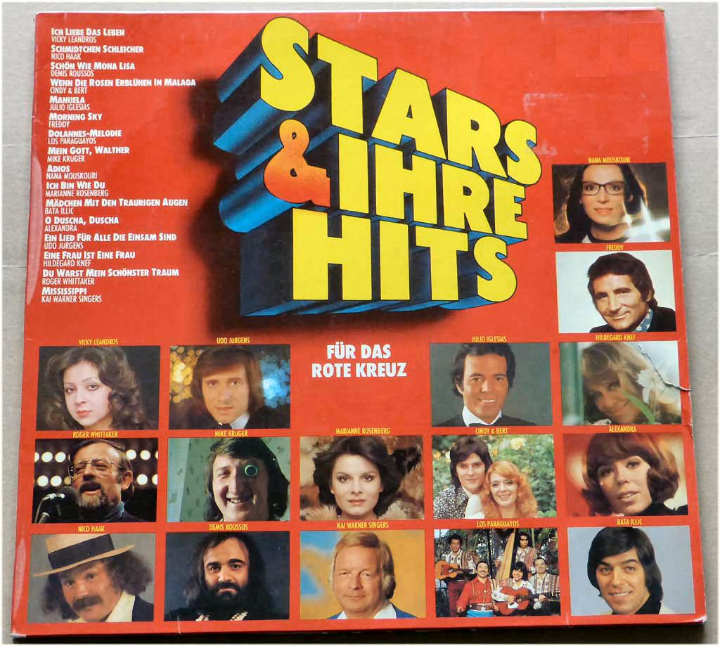 Lieblingsschlager auf Vinyl