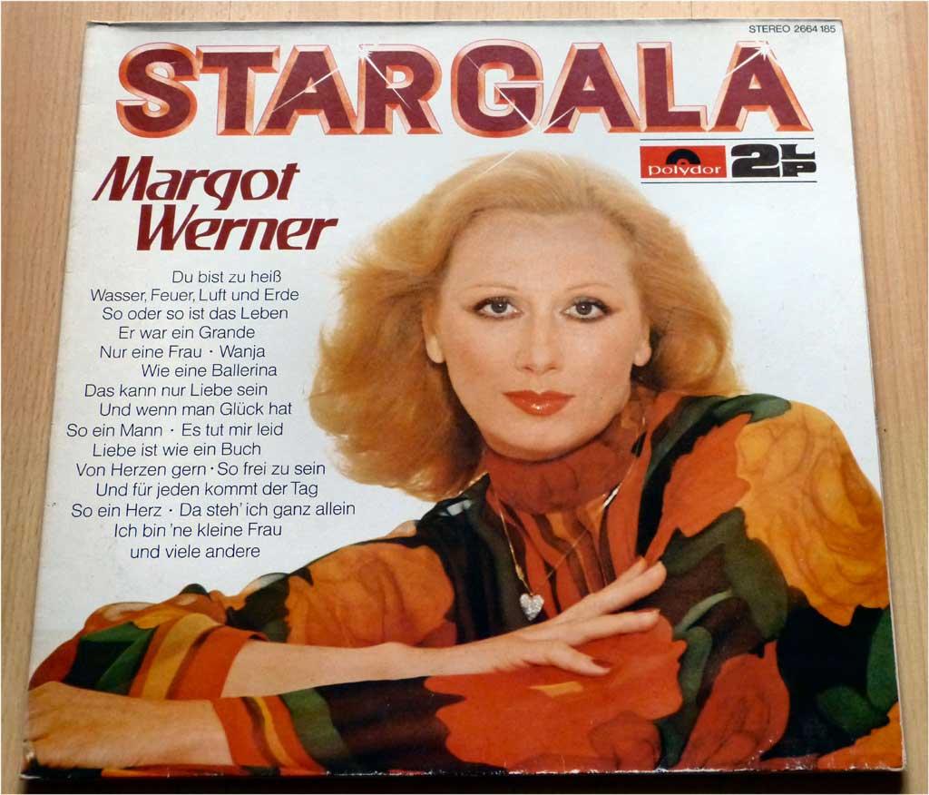 Doppel-LP mit Margot Werner