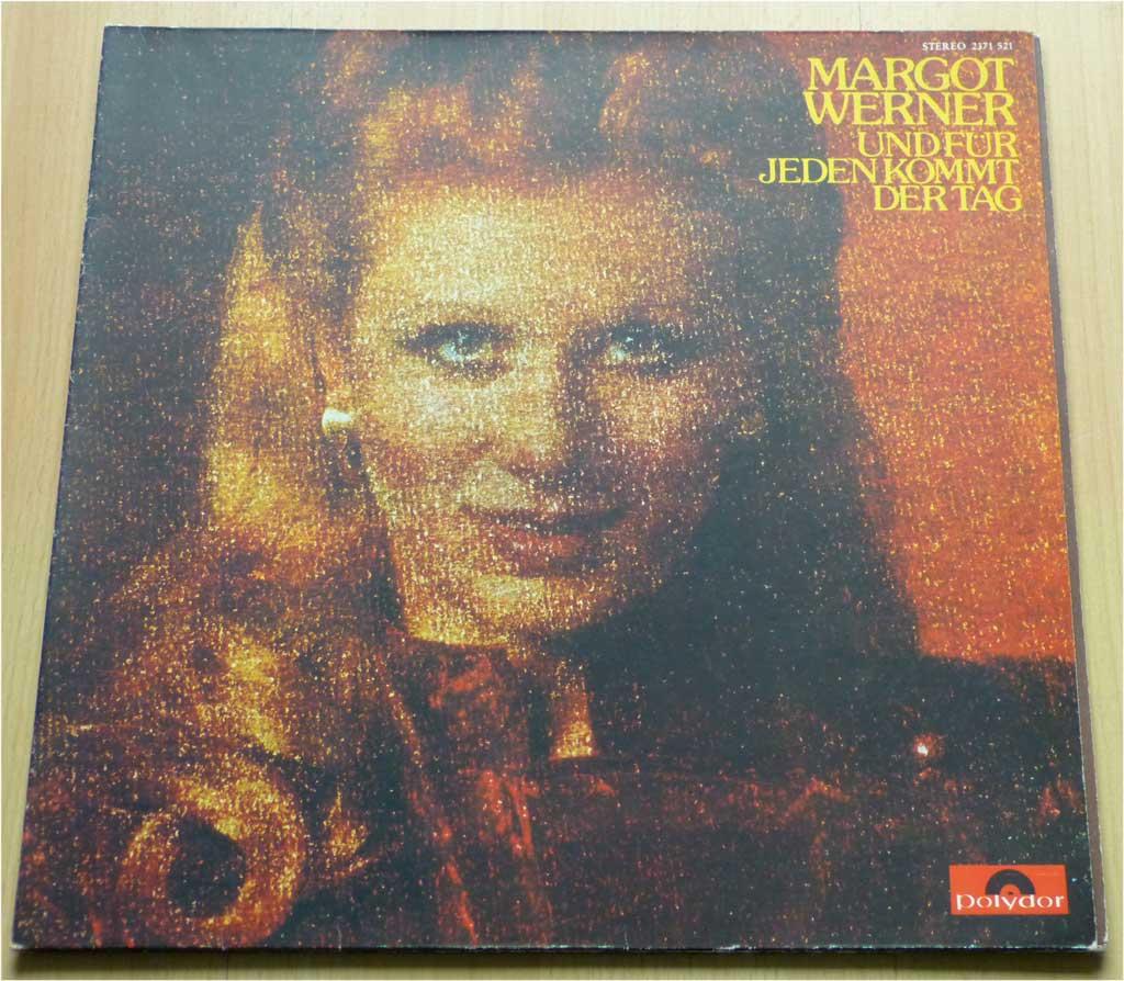 Showstar, Schallplatte von Margot Werner
