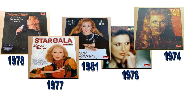 Showstar Banner Schallplatten