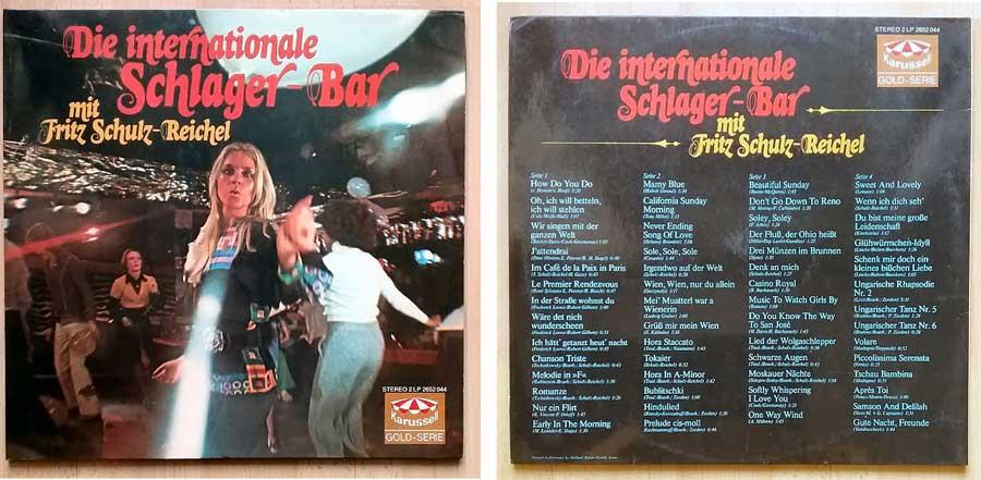 Top Hits auf Langspielplatte von Gerhard Wendland