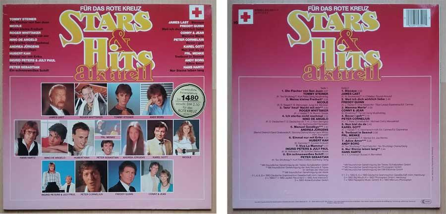 Oldiesammlung - Stars & Hits für das Rote Kreuz