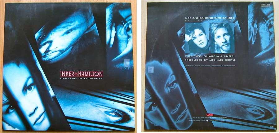 Inker & Hamilton auf Vinyl, Maxi-Single