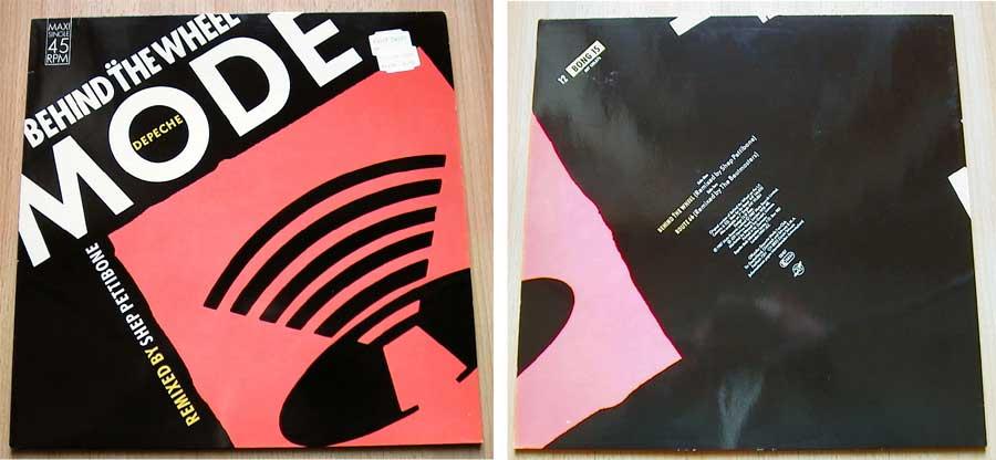 Depeche Mode - Behind The Wheel - Vinyl Maxi
