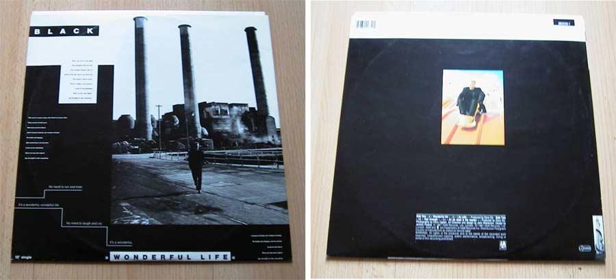 Black Wunderful Life - Vinyl Maxi Single