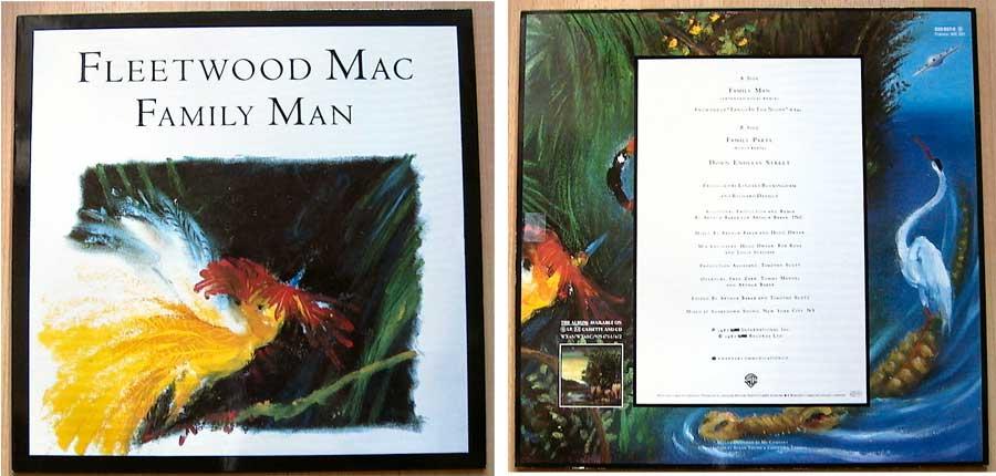Fleetwood Mac – Family Man auf Vinyl, Maxi-Single