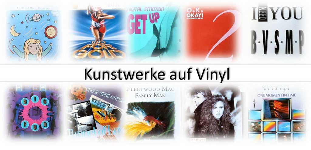 Privatsammlung Kunstwerke - Banner
