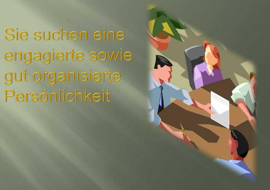 Vertriebsziele Strategien - Banner Bewerbung