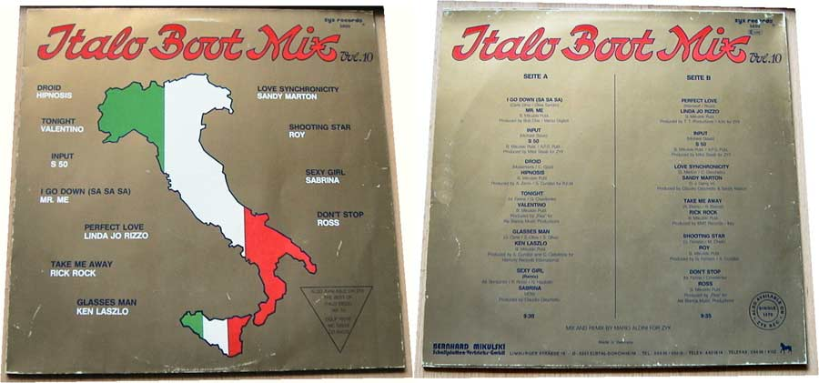 italo boot mix vol.10