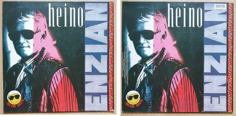 Maxi single von Heine mit dem Acidmix