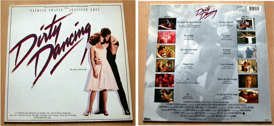 Dirty Dancing - The Time Of Your Life von 1987