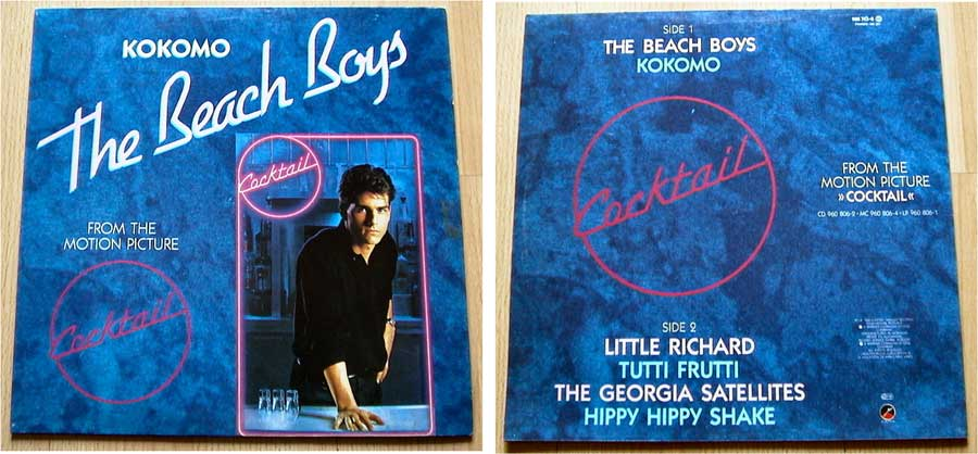 The Beach Boys - Kokomo - Plattensammler 1988