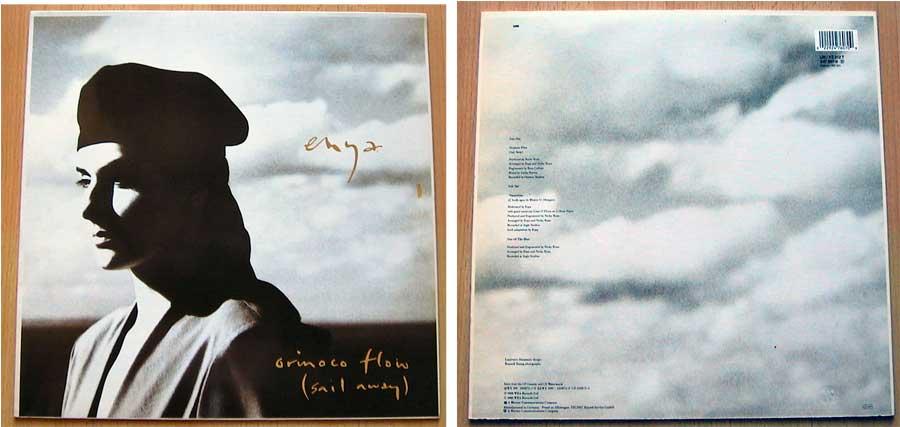 Enya - Orinoco Flow (Sail Away) auf Vinyl, Maxi-Single