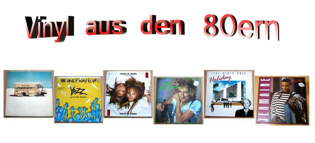 Highlights auf Schallplatten - Musik auf Maxi-Single 12 Zoll