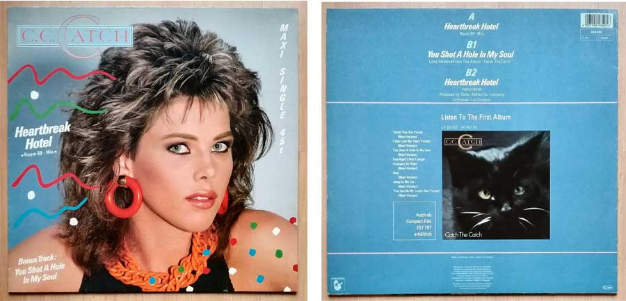 Maxi-Single von C.C. Catch