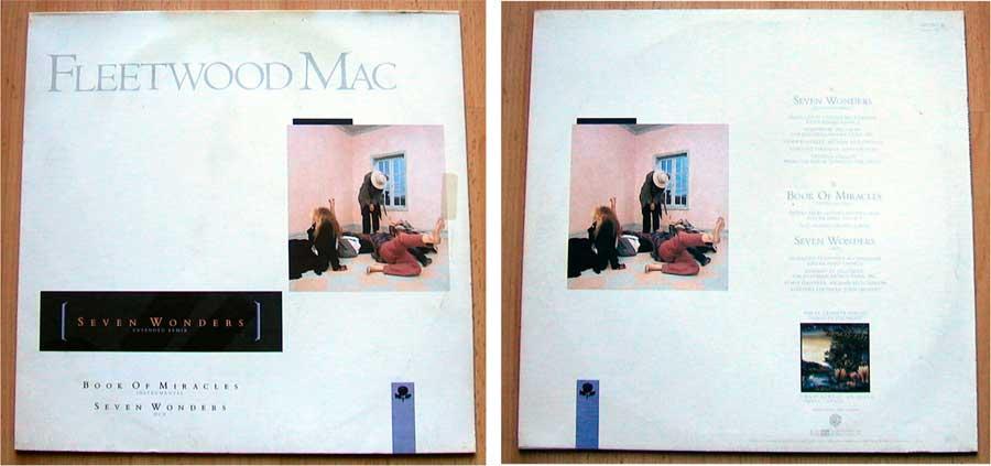 Fleetwood Mac - Maxi-Single von 1987