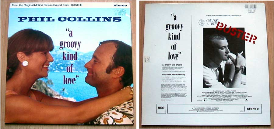 Phil Collins - Maxi-Single von 1988