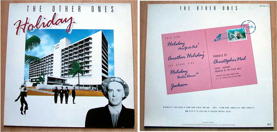 The Other Ones - Maxi-Single von 1987