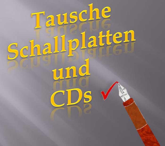 Musikfans die Schallplatten digitalisieren Banner
