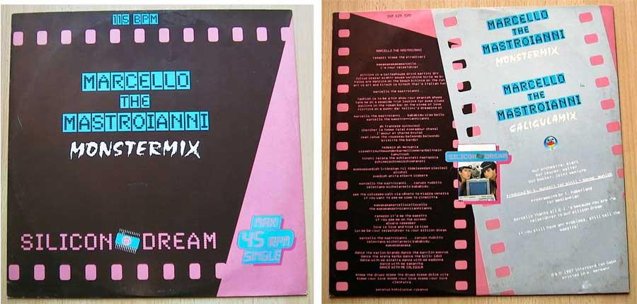 Silicon Dream - Marcello The Mastroianni - Vinyl