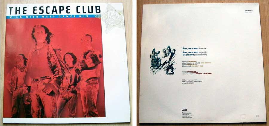 The Escape Club - Wild, Wild West - Musikfans 1988