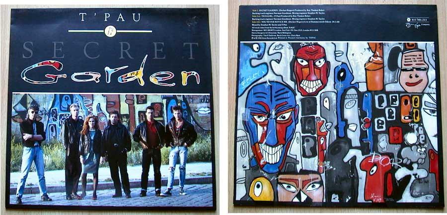 T'Pau – Secret Garden auf Vinyl, Maxi-Single