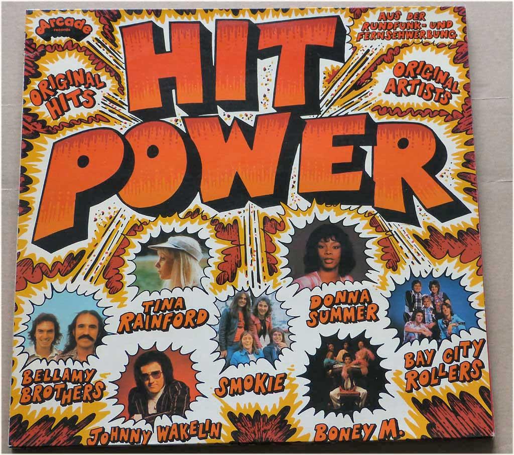 LP Trendsetter mit Hitpower 1976