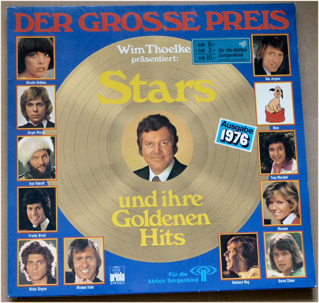 Goldene Hits Vinyl Wim Thoelke