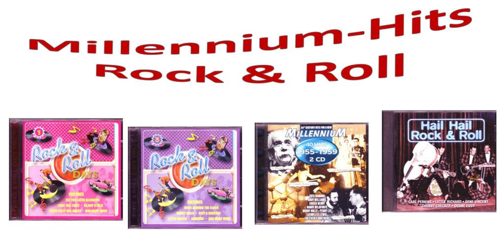 Millennium Hits mit Rockabilly und Swing
