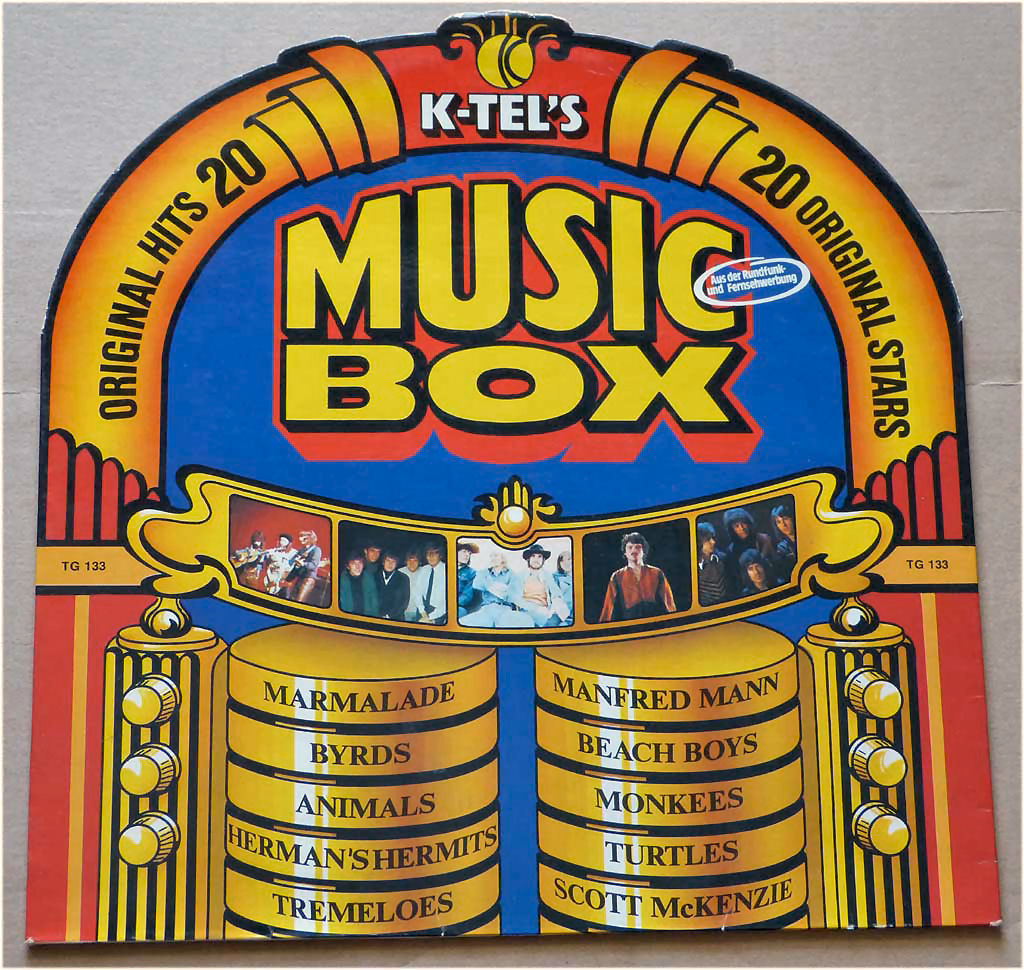 Mischmasch LP 20 original Hits