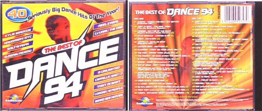 dance 94 the best of