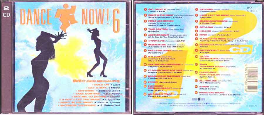 dance now 6 megahits